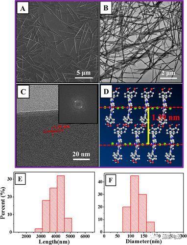 解读河南大学的白锋教授Nano Lett.:自组装一维的卟啉纳米结构用于光催化产H2