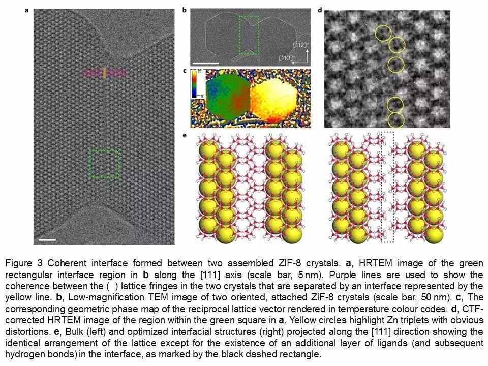 高分辨透射电镜:诠释MOF材料的表面及界面结构