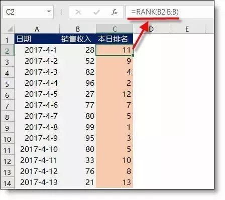 这17个技能让你的Excel飞一样的提升