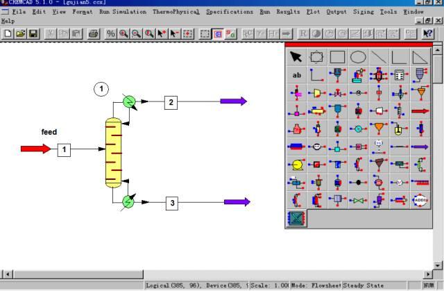除了Aspen Plus、PRO/II、CAD 学化工的还要会哪些软件?
