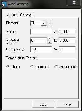 利用materials studio建立晶体模型的步骤 | 附下载