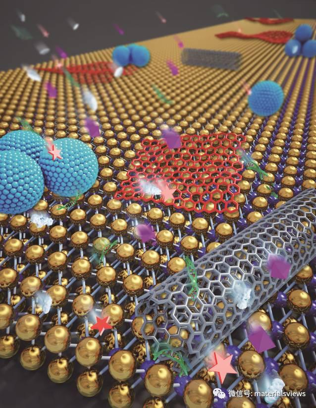 二维过渡金属硫族化合物纳米片及其复合物在传感领域的应用进展