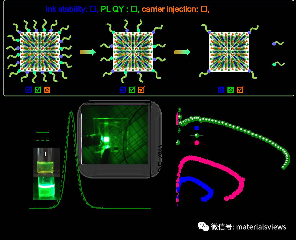 表面态调控创造全无机钙钛矿LED发光效率最高记录