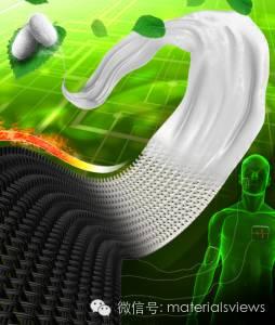 """通往可穿戴智能设备的""""丝绸之路""""——从桑蚕丝绸到柔性应变传感器"""