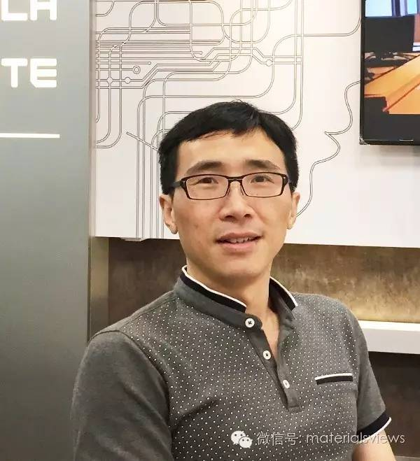 人物访谈:范红金教授(新加坡南洋理工大学)