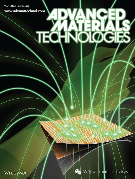 Advanced Materials Technologies——让新材料不再是梦想