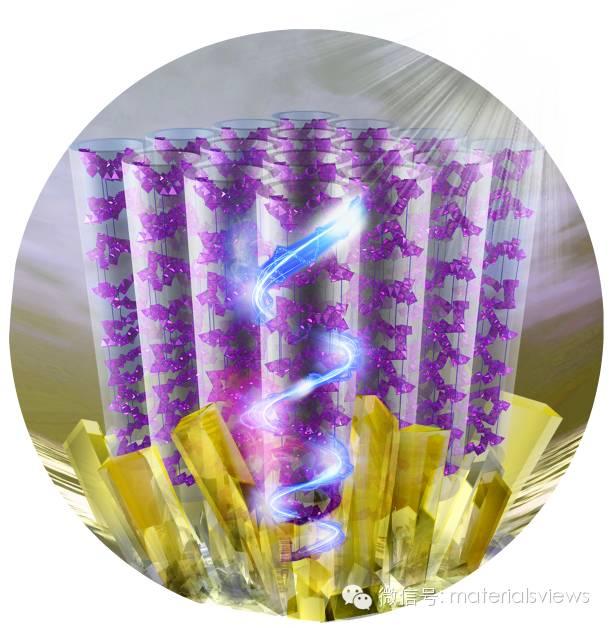 一维纳米管阵列或为卤化铅钙钛矿提供新思路