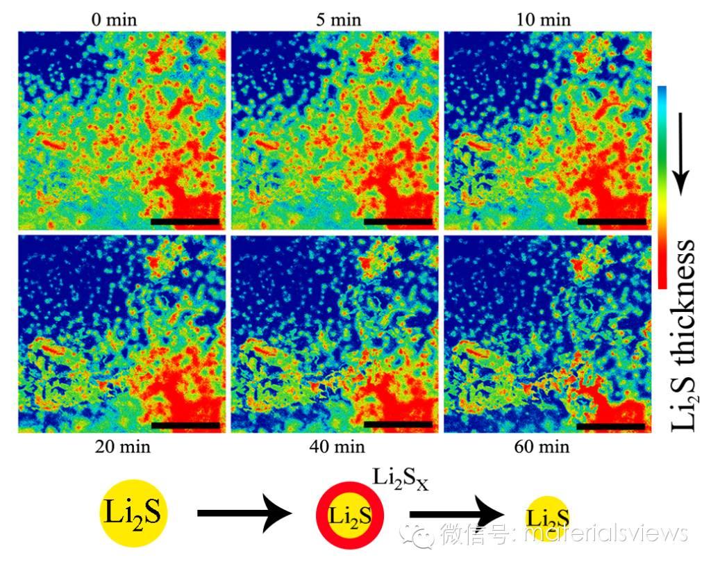 【苏州纳米所张跃钢课题组】硫化锂电池的原位电镜研究与循环稳定性调控取得重大进展