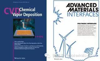 CVD 期刊将并入Advanced Materials Interfaces