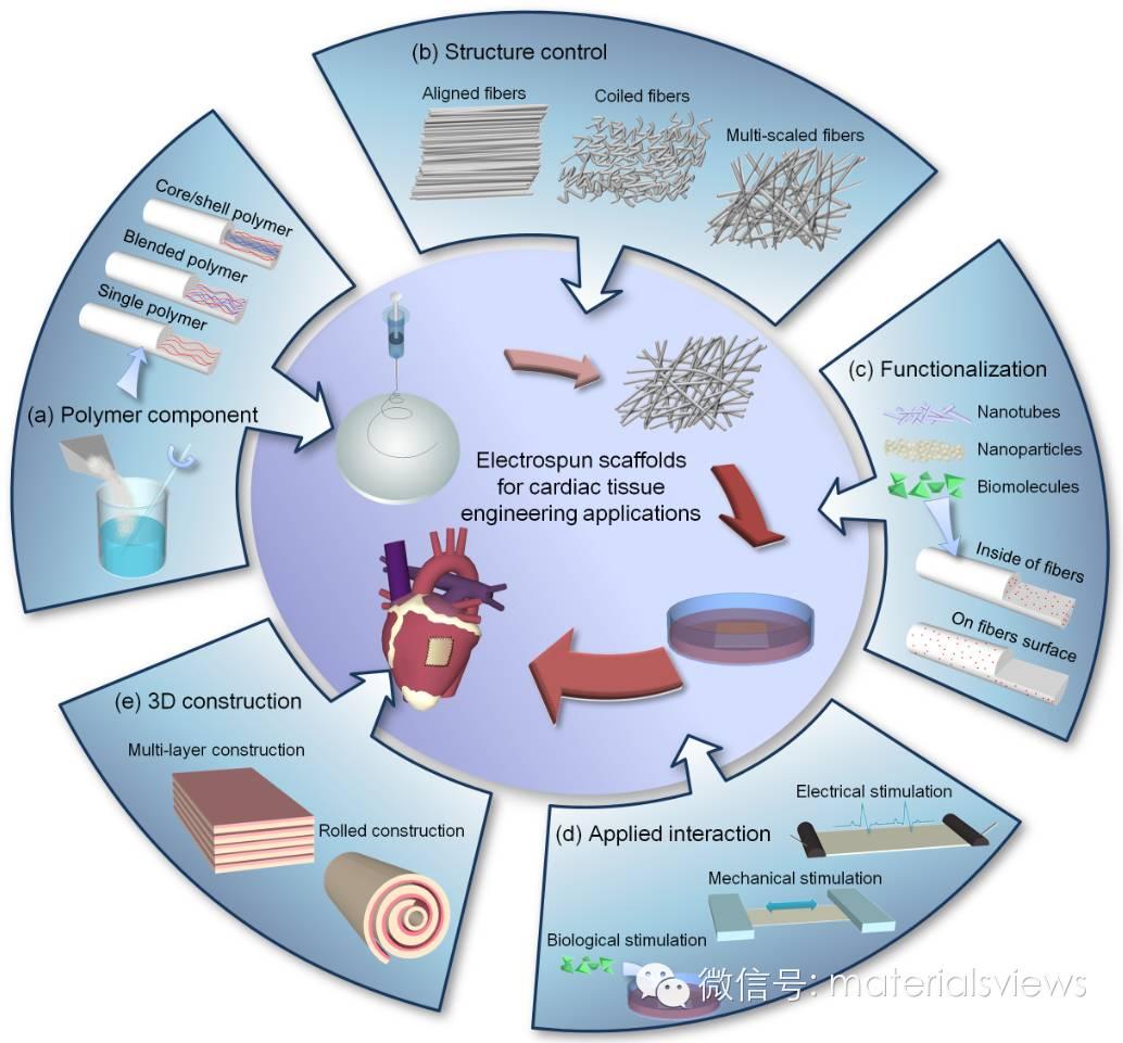 静电的危害和应用_静电纺丝材料应用于心肌组织工程的最新进展   清新电源
