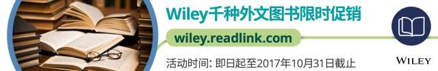 Wiley外文图书限时促销-化学化工