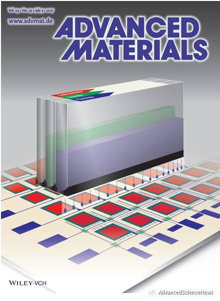 Advanced Materials Special Issue: 日本RIKEN-CEMS材料研究专刊