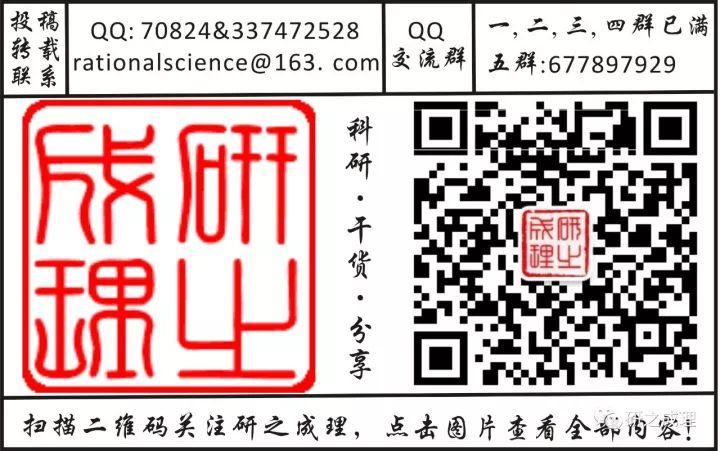 【年终总结】仪器表征基础知识汇总帖