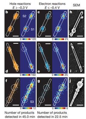 Nature:超高分辨率荧光成像技术助力光催化