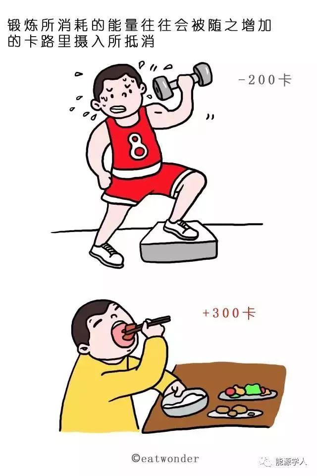 为何少吃多锻炼就是瘦不下来?