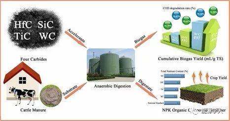 生物质能源:厌氧发酵促进剂