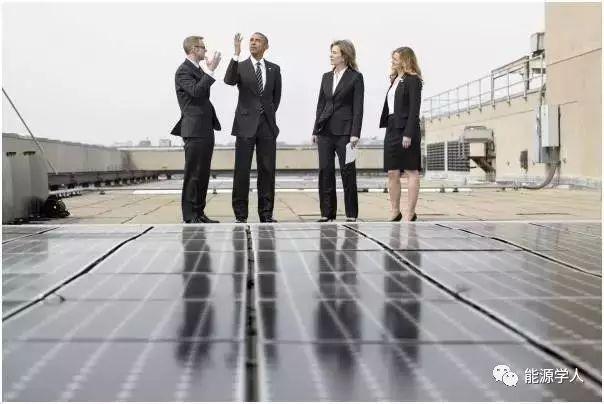 美国总统奥巴马Science-天下大势,浩浩汤汤;清洁能源,势不可挡!