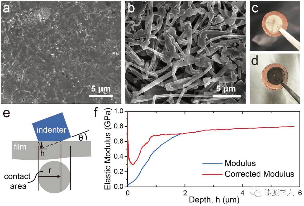 崔屹新作|人造SEI膜可有效抑制锂枝晶产生