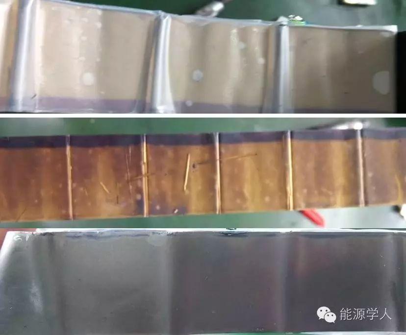软包电池分容不良案例(一)