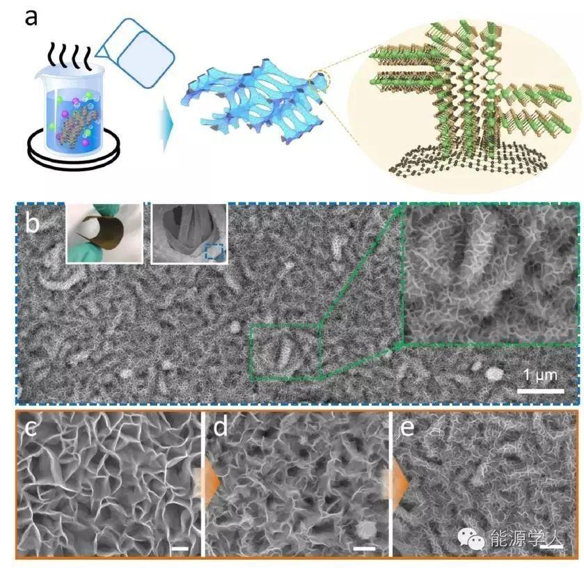 ACS Nano|赝电容辅助钠离子快速存储