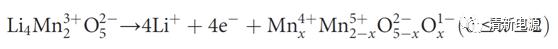 高能量!最新Sci.Adv.: 理论计算揭示富锂材料Li4Mn2O5的氧化还原反应机理及改性策略