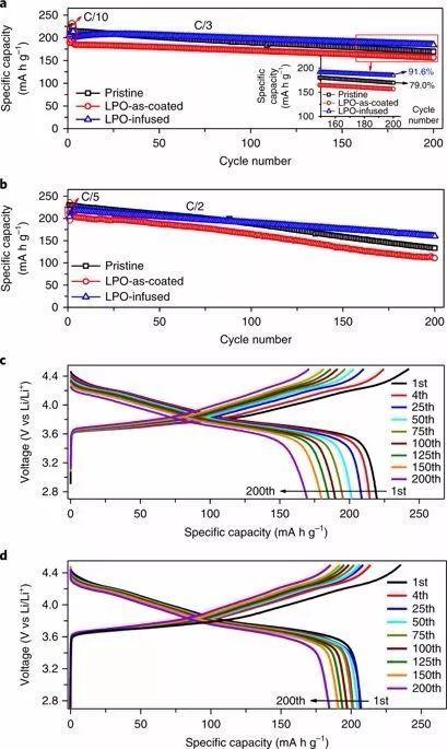 Nature Energy提升锂电循环稳定性新思路——调整富镍层状正极的晶界及化学特性