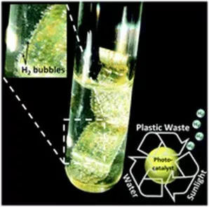 没有你想不到!废塑料也产氢
