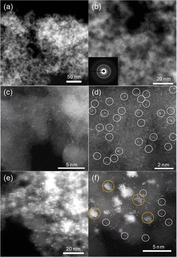 JACS:原子分散Pd催化剂用于乙炔选择性加氢