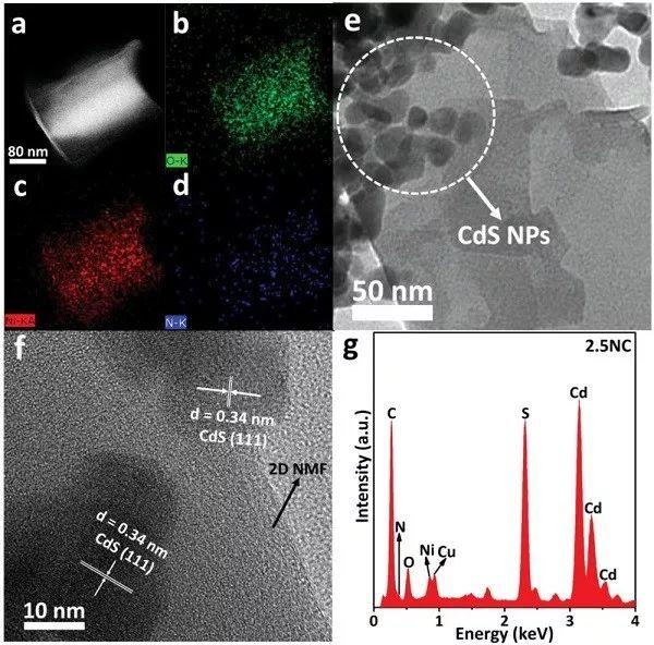 2D金属有机框架纳米片:多功能通用载体助力光催化产氢