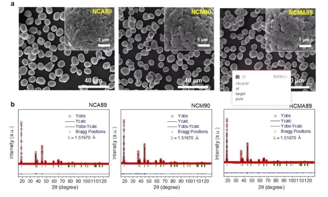 汉阳大学Yang-Kook Sun:锂离子电池高能量密度四元正极材料