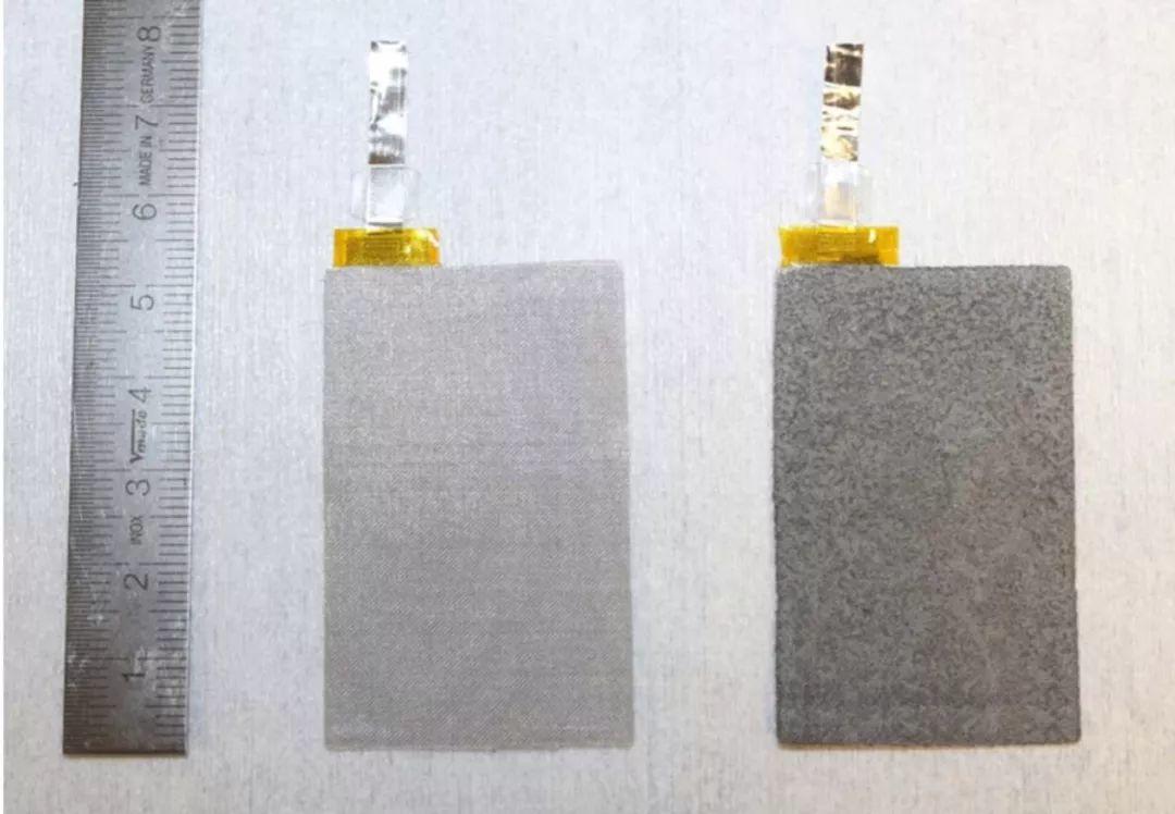 大众汽车动力电池研究:铝网镀钛酸锂(LTO)用做软包电池参比电极