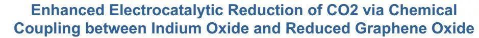 中科大&湖大Nano Energy:In2O3和rGO之间的化学偶联促进电催化还原CO2