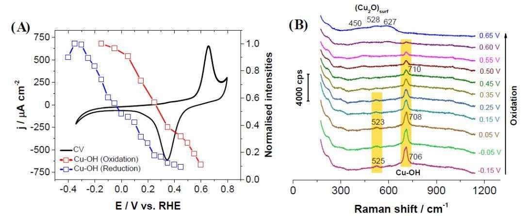 新技术&新理解:壳分离纳米粒子增强拉曼光谱诠释Cu电化学氧化新研究