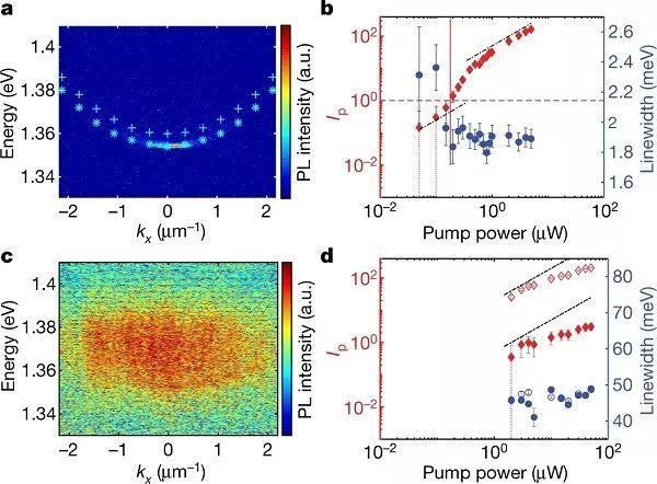 最新Nature:基于二维异质结的空间相干层间激子激光器