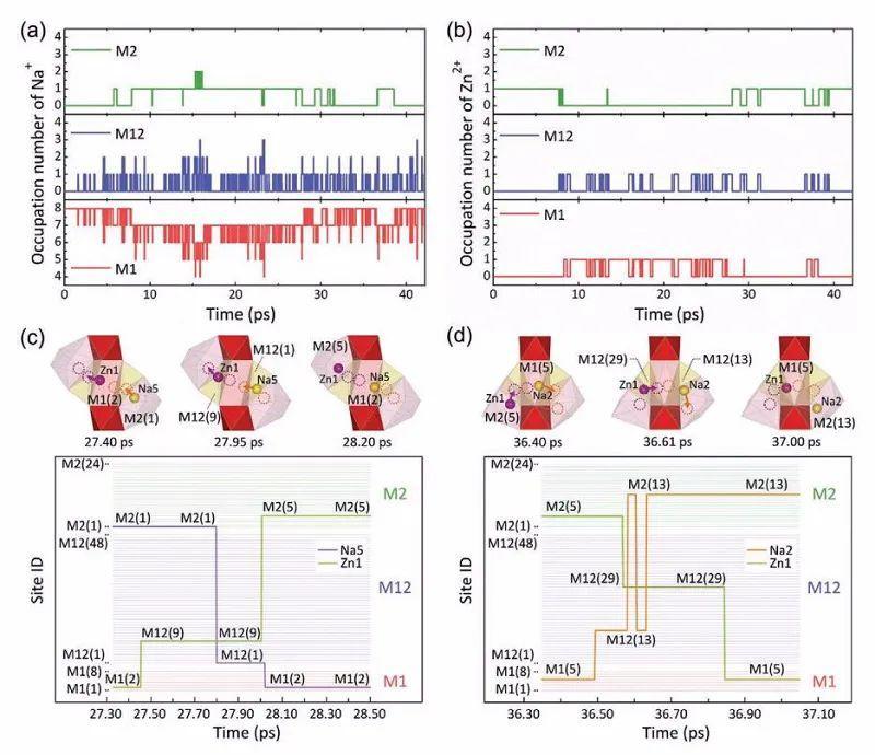 施思齐&崔光磊 AM:锌离子电池NASICON正极M1位点激活的潜力研究