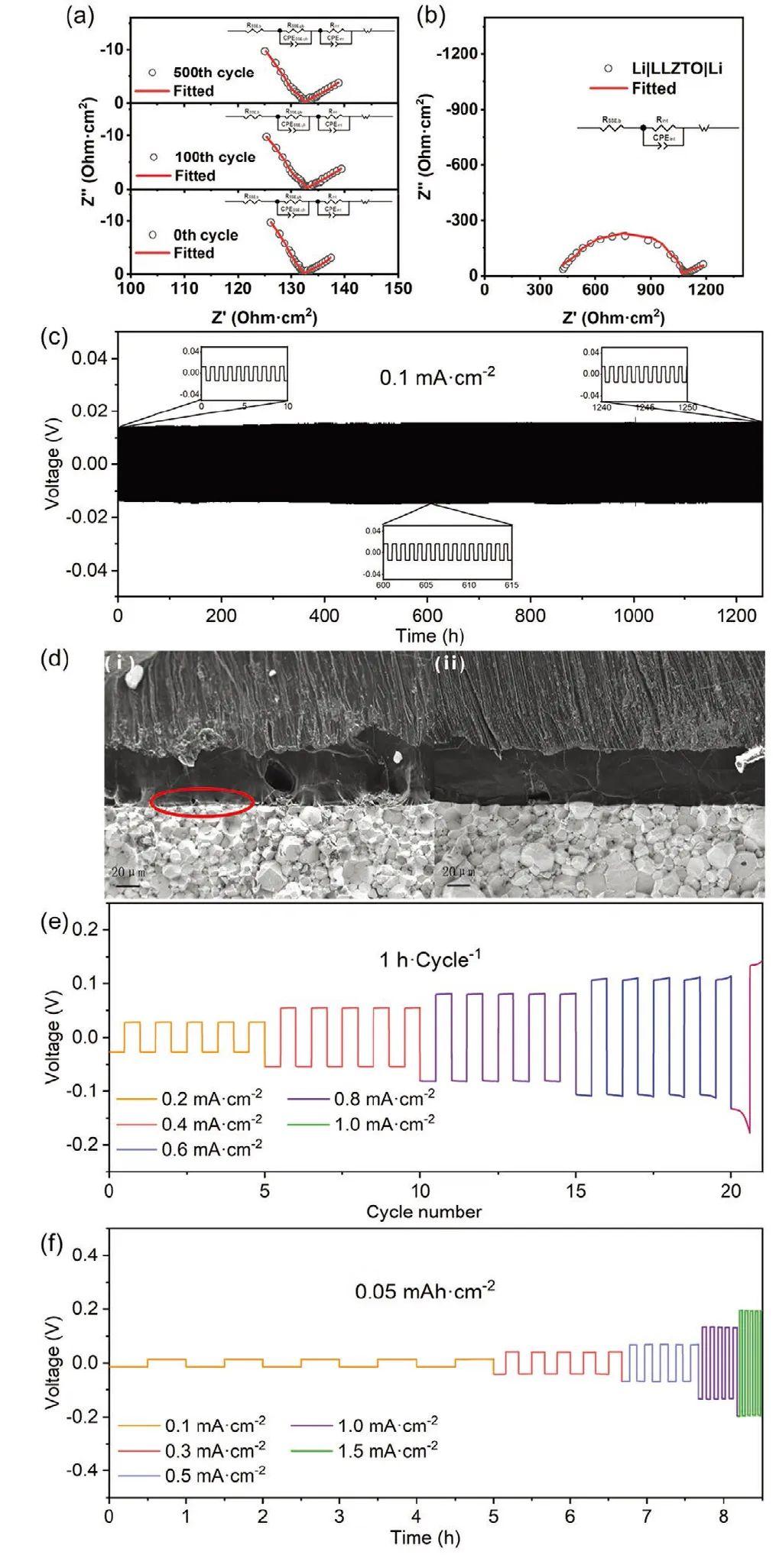 五邑大学&中科院AM: 掺钠解决锂金属与固态电解质界面问题