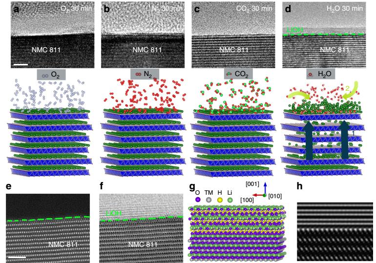 Nature子刊:揭示三元-空气界面反应钝化膜本质