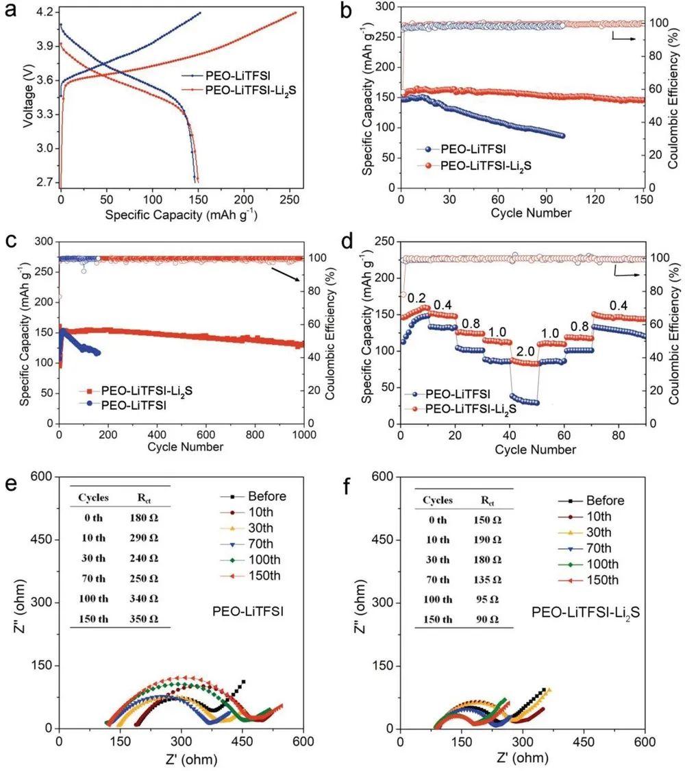 浙工大AM:冷冻电镜研究原位诱导富LiF层构筑稳定固态聚合物电池界面