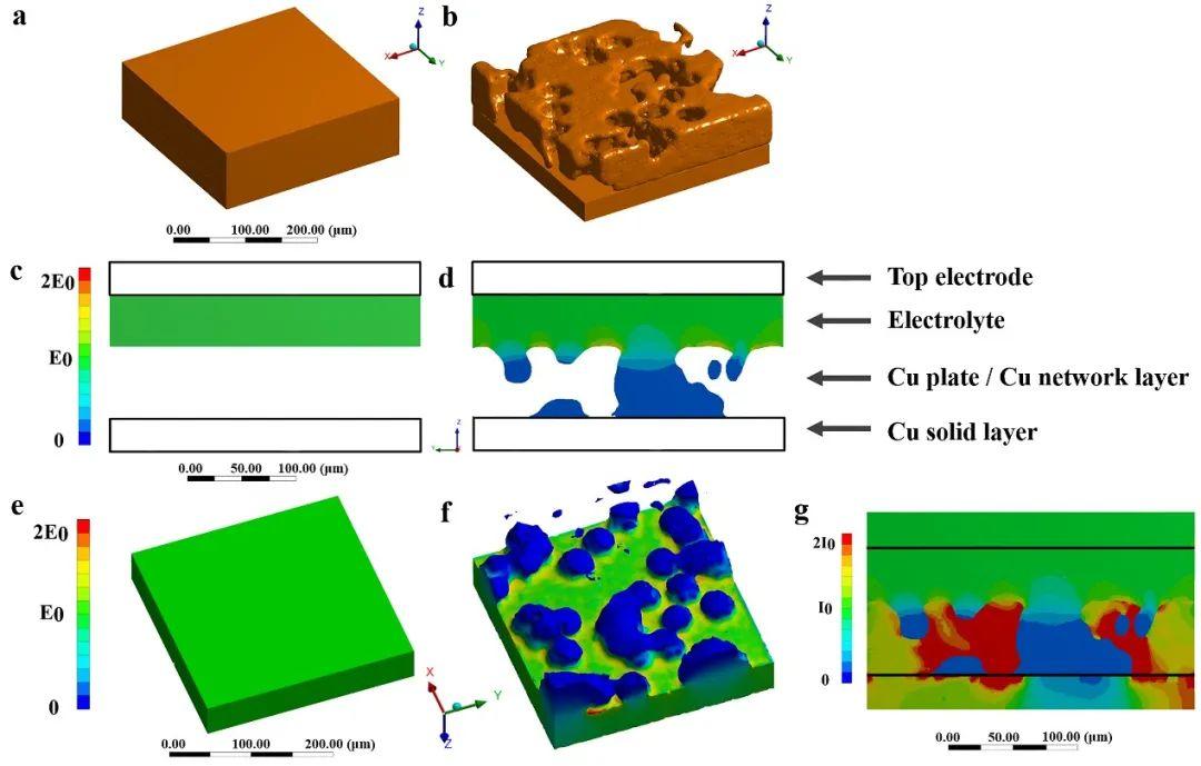 Small:简单造就新奇——新型复式结构多孔铜的简易制备及其用于锂金属负极深度充放电的研究