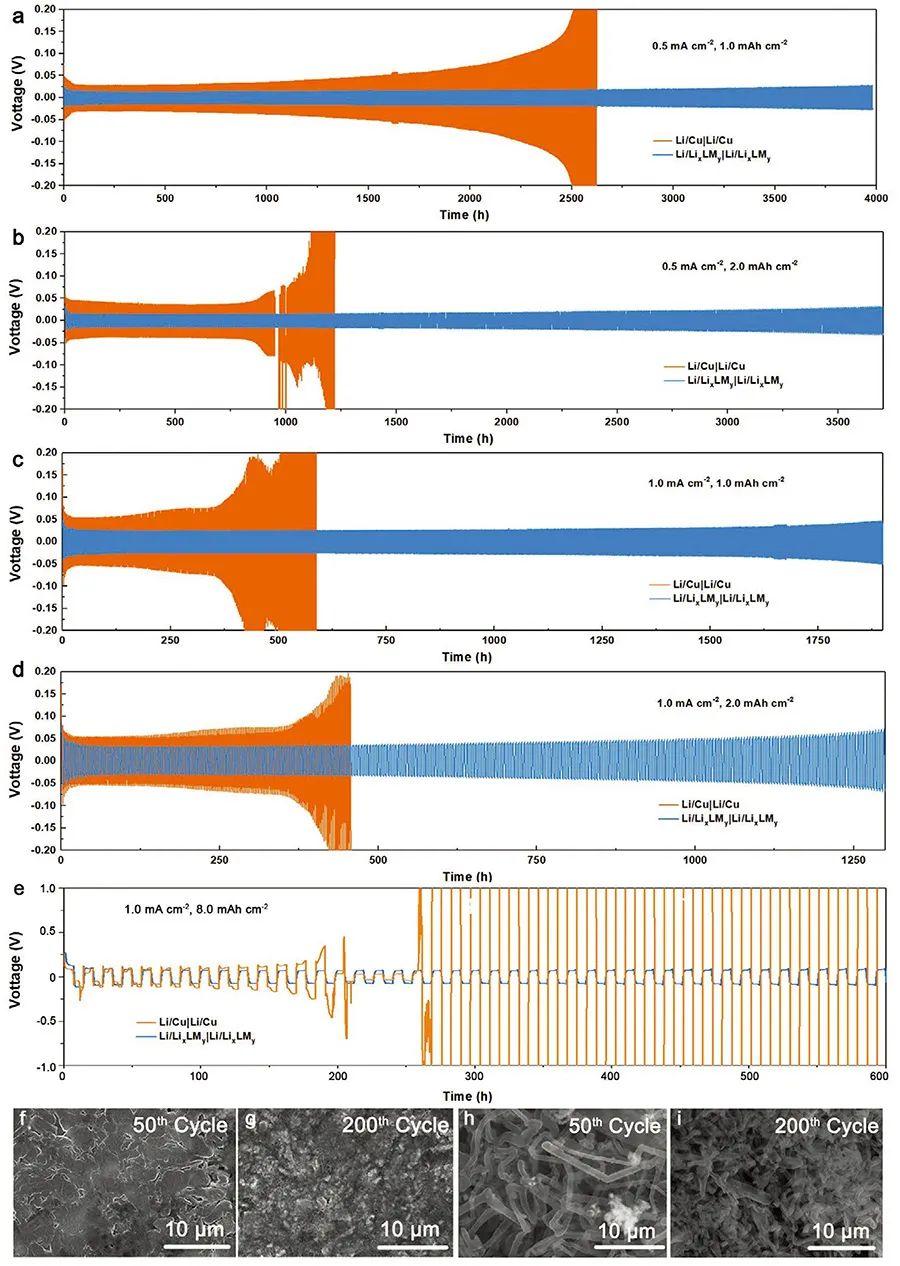南科大邓永红&港理工郑子剑AM: 500 Wh/kg!兼具长循环稳定性的超高能量密度锂金属电池