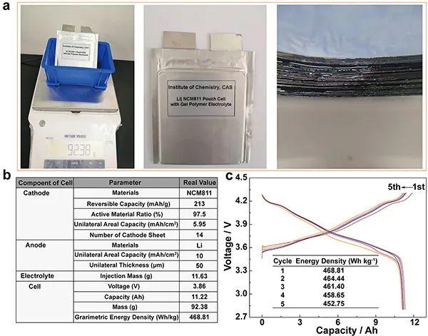 化学所&湖南农大Angew:定制锂金属电池用高能量密度、高安全性电解液