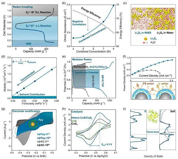 复旦晁栋梁JACS综述:水系硫基电池--电化学行为及策略